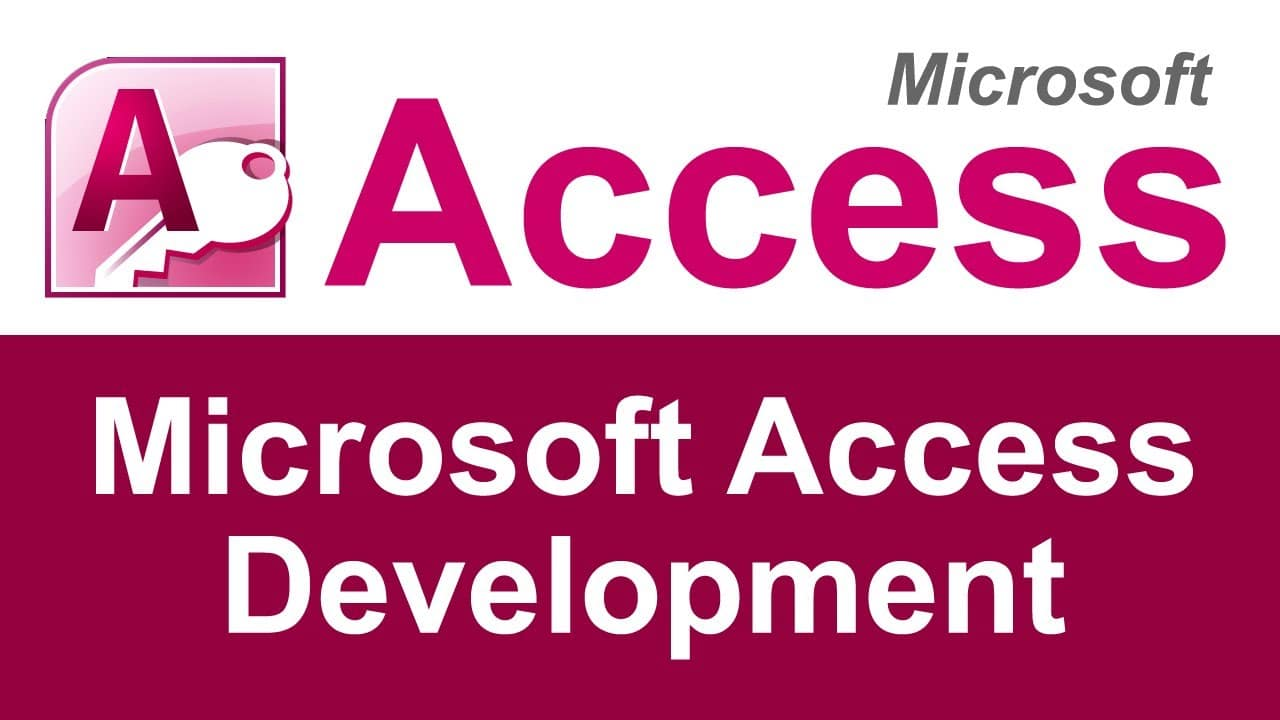 Microsoft Access Development